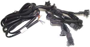 BOSCH INJECTOR WIRING LOOMS 6CYL - FOR VAPOUR INJECTION ― VLANDGAS