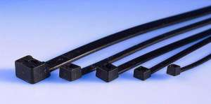 NYLON CABLE TIES - 350MM X 5MM( PER 100)   ― VLANDGAS